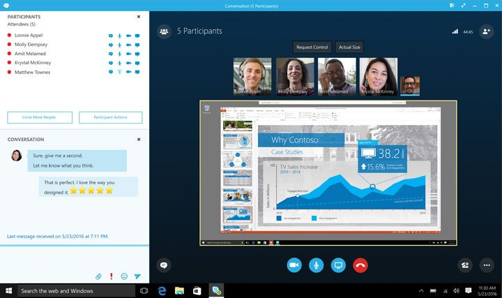 Skype for Business - Office 365