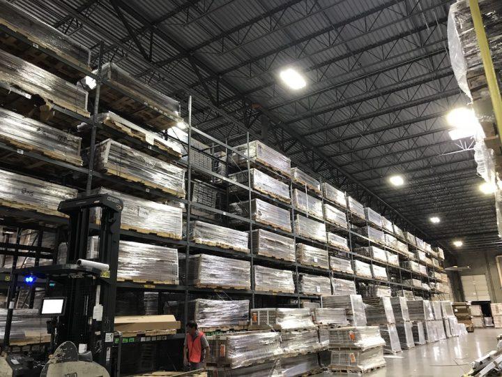 Υποδομή Διαχείρισης Αποθήκης - Λύσεις για Επιχειρήσεις